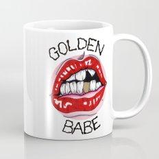 Golden Babe Mug