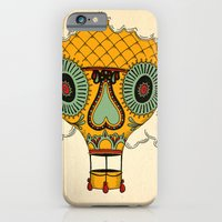 balloon iPhone & iPod Cases featuring Balloon by Johan Renklint