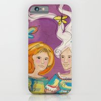 iPhone & iPod Case featuring Friends by Moonlighting