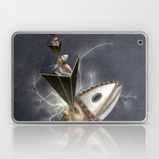 Q AND NO A Laptop & iPad Skin