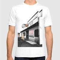 Local Pawn Shop Mens Fitted Tee White SMALL