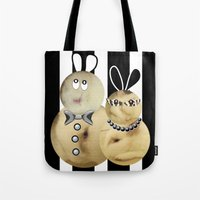 Couple3 Tote Bag