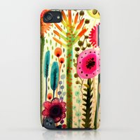 iPod Touch Cases featuring printemps by sylvie demers
