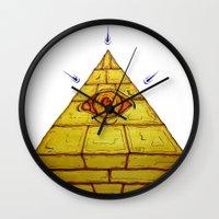 I L L U M I N A T I 1 Wall Clock