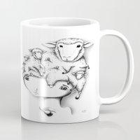 Merino Mutation Mug