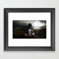 Patience: The Only Way T… Framed Art Print