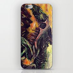 Blight Dragon iPhone & iPod Skin
