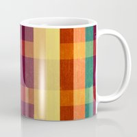 Autumn Winds Abstract  Mug