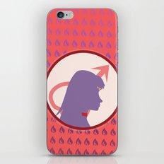 Sailor Mars iPhone & iPod Skin