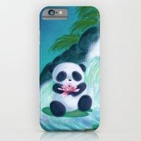 Panda Lilly iPhone 6 Slim Case
