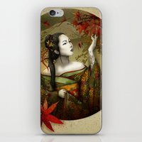 Momijigari [Maple Viewin… iPhone & iPod Skin