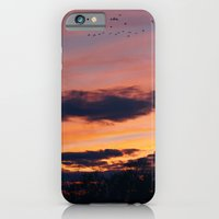 twilight iPhone & iPod Cases featuring Twilight by Stephen Linhart