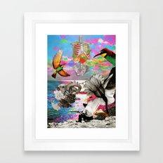MIJA Draft #2 Framed Art Print