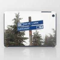 Skye Lark iPad Case