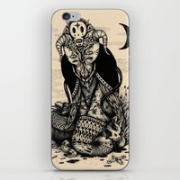 The Lord Of Darkness iPhone & iPod Skin