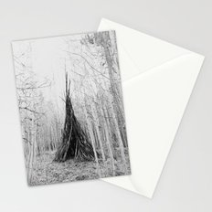 Aspen Teepee Stationery Cards