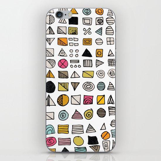 HIEROGLYPHS  iPhone & iPod Skin