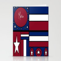 'Merica! Stationery Cards
