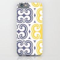 Modern Filigree  iPhone 6 Slim Case