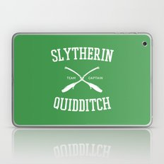 Hogwarts Quidditch Team: Slytherin Laptop & iPad Skin