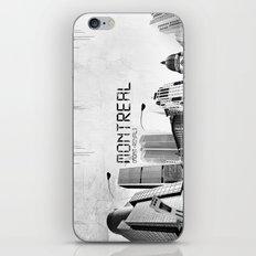 Montreal iPhone & iPod Skin