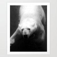 Polar Bliss Art Print