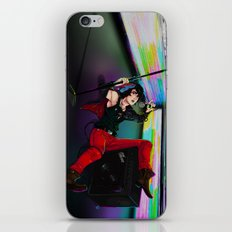 Julian Casablancas iPhone & iPod Skin