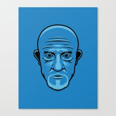 Mike from Breaking Bad Canvas Print
