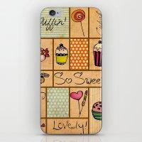 Sweet Things! iPhone & iPod Skin