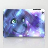 Blue Bunny iPad Case