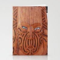Tiki Tiki Stationery Cards