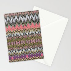 zig-zag fun! Stationery Cards