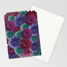 flowers pattern 2 Stationery Cards