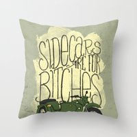 Garden State Throw Pillow
