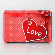 Valentine's  Gift G274 iPad Case
