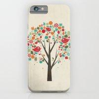 Home Birds iPhone 6 Slim Case