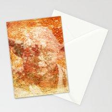 yoda toast Stationery Cards