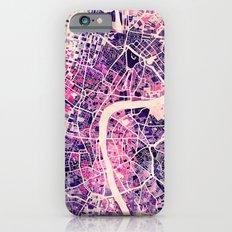 London Mosaic Map #2 iPhone 6 Slim Case