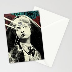 We're Fucked Stationery Cards