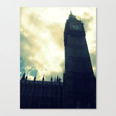 Hello Ben. Canvas Print