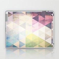 Geometric Groove Laptop & iPad Skin