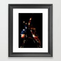 First Americans Framed Art Print