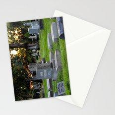 Graveyard Sunset Stationery Cards