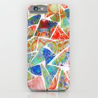 Marbled Earth iPhone 6 Slim Case