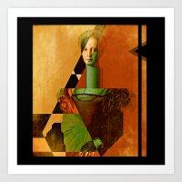 LucreziaV.3-Bronzino. Art Print
