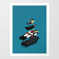 Psychoanalysis Art Print
