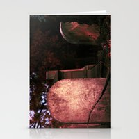 Sunset Stones (version 2… Stationery Cards