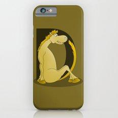 Pony Monogram Letter D iPhone 6 Slim Case