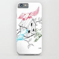 RGBirds iPhone 6 Slim Case
