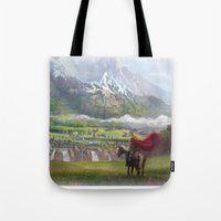 EPic vista  Tote Bag